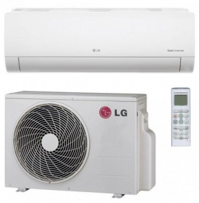 LG SILENCE PLUS 2,5 kw split klíma szett